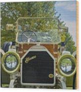 1911 Stearns Wood Print