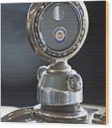 1916 Packard Hood Ornament  Wood Print