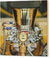 1920 Ford C-cab Pickup Hood Ornament 2 Wood Print