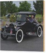 1922 Roadster Scharf Wood Print