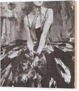 1925 Nikolay Feshin Wood Print