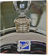 1926 Buick Boyce Motometer Wood Print