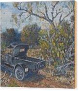 1926 Ford Truck Wood Print