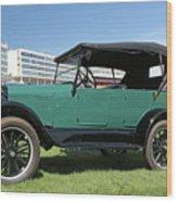 1927 Ford Model A Wood Print