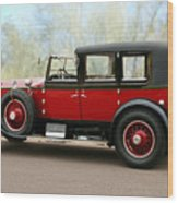 1928 Rolls-royce Phantom 1 Wood Print