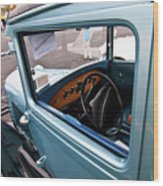 1929 Ford 2056 Wood Print