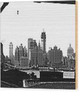 1930 Midtown Manhattan Wood Print