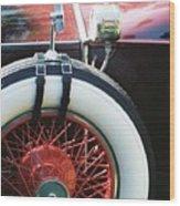 1930 Rolls Royce Wood Print
