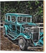 1931 Chevy Hot Rod  Wood Print