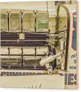 1931 Cummins Diesel Special Wood Print