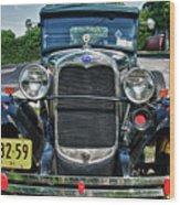 1931 Ford 7374 Wood Print