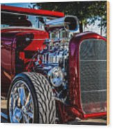 1931 Ford Coupe 2 Wood Print