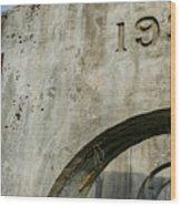 1931 Wood Print