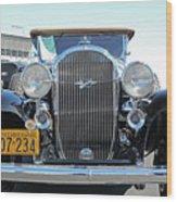 1932 Buick Automobile Wood Print
