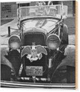 1932 Ford V8 July 4th Parade Tucson Arizona 1986 Wood Print