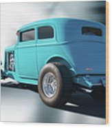1932 Ford Victoria 3 Wood Print