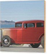 1932 Ford Victoria IIi Wood Print