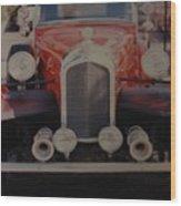 1932 Wood Print