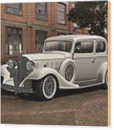 1933 Buick Victoria 'bootleg Beauty' Wood Print