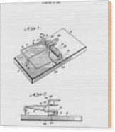 1933 Mouse Trap Wood Print