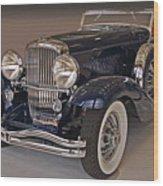 1934 Walker Lagrande Duesenberg  Wood Print