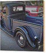 1935 Ford Pickup Wood Print
