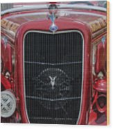 1935 Ford Seagrave Wood Print