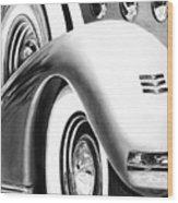 1935 Lasalle Abstract Wood Print