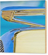 1936 Buick 40 Series Hood Ornament Wood Print