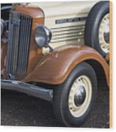 1936 Gmc Pickup Truck 1 Wood Print