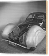 1937 Talbot-lago T150c Wood Print
