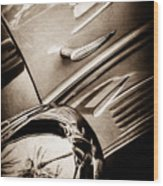 1939 Bugatti T57c Galibier -0298s Wood Print