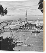 1939 Treasure Island View Wood Print