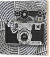 1939 Univex Mercury Camera Wood Print