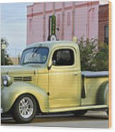1940 Dodge Pickup Wood Print