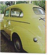 1940 Oldsmobile Wood Print