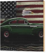 1941 Buick Century Tribute Wood Print