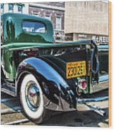 1941 Chevy Truck Wood Print
