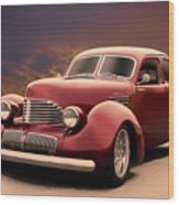 1941 Hollywood Graham Sedan I Wood Print