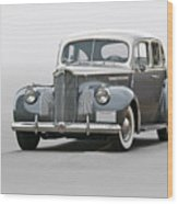 1941 Packard 120 Sedan I Wood Print
