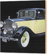 1941 Rolls-royce Phantom I I I  Wood Print