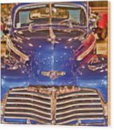 1942 Chevrolet  Wood Print