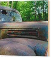1942 Ford Wood Print