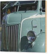1947 Ford Cab Over Truck Wood Print