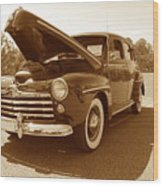 1947 Ford Wood Print