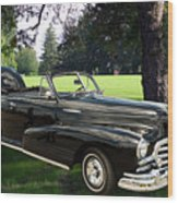 1947 Pontiac Convertible Photograph 5544.07 Wood Print