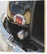 1947 Pontiac Convertible Photograph 5544.14 Wood Print