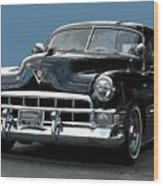 1948 Cadillac Fastback Wood Print