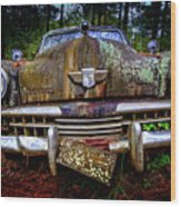 1948 Studebaker Champion Wood Print