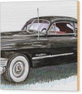 1949 Cadillac Sedanette Wood Print